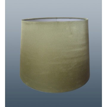 """10"""" PENDANT OR TABLE LAMP SILK LOOK SHADE IN OLIVE GREEN"""