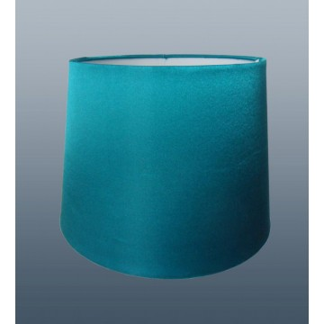 """10"""" PENDANT OR TABLE LAMP SILK LOOK SHADE IN TEAL"""