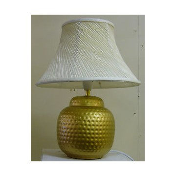 Moroccan Ceramic Wall Lights : Table lamp from The Lampshade Warehouse Lighting Outlet - MOR2TL