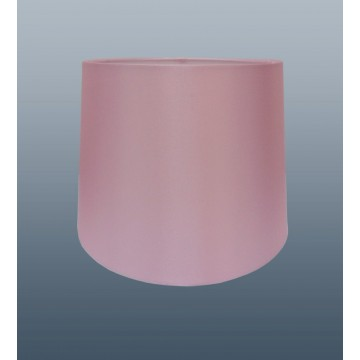 """10"""" PENDANT OR TABLE LAMP SILK LOOK SHADE IN BABY PINK"""