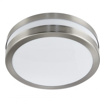 OUTDOOR - 2 LIGHT STAINLESS STEEL  BULKHEAD - IP44