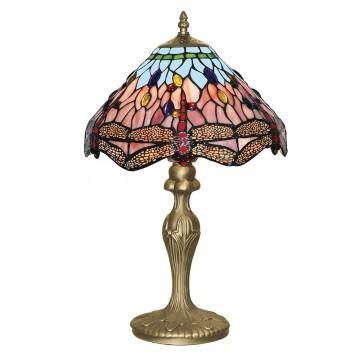 DRAGONFLY - 47cm TIFFANY TABLE LAMP